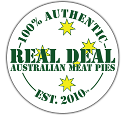 Real Deal Australian Meat Pies